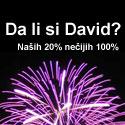 Davidi ove Srbije - potpišite peticiju