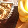 Nedeljni doručak: kinoa kocke sa jabukom, cimetom i orasima (gluten free)
