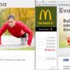 McDonalds, desetak dana kasnije [pokušaji i greške]