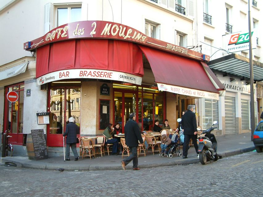 Bakery Cafe Close To Calafia