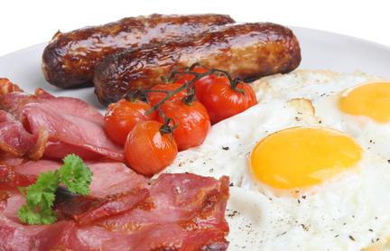Engleski doručak => pronađi uljeza