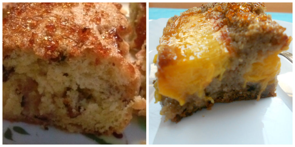 verzije kolaca s breskvama foto: www.mooshema.com