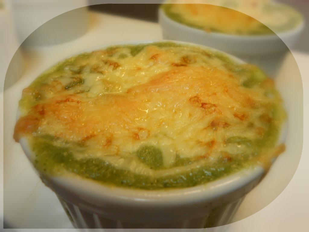 zapecena supa od brokolija