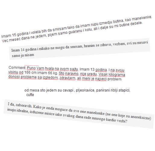 pisma tinejdzerki blogu mooshema