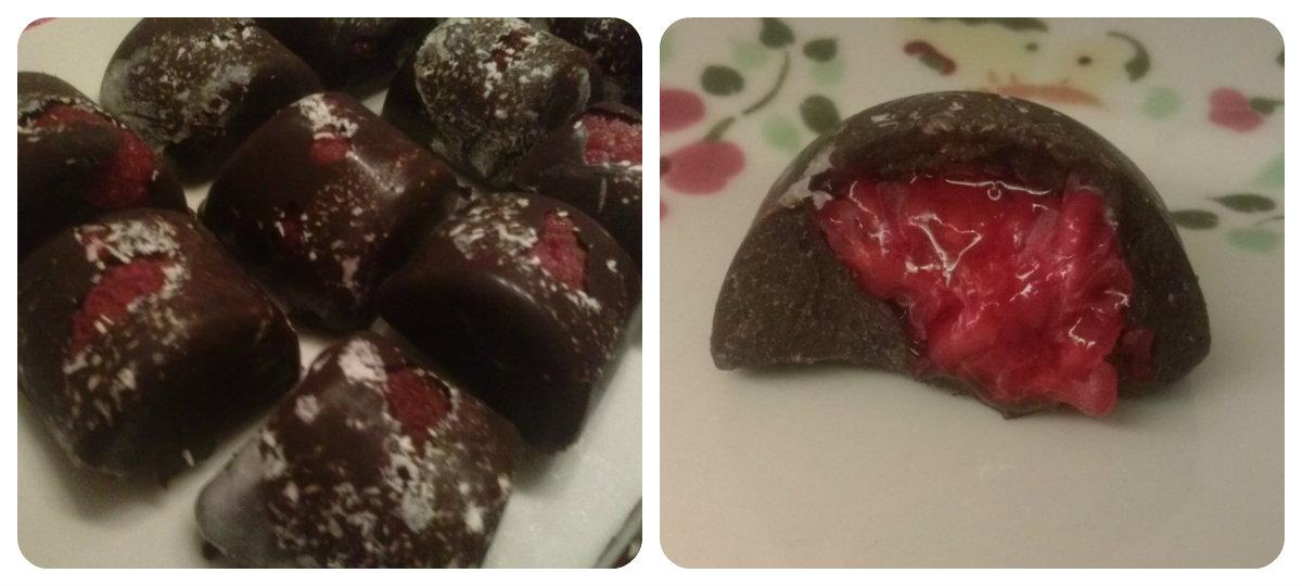 domaca cokolada sa malinama mooshema