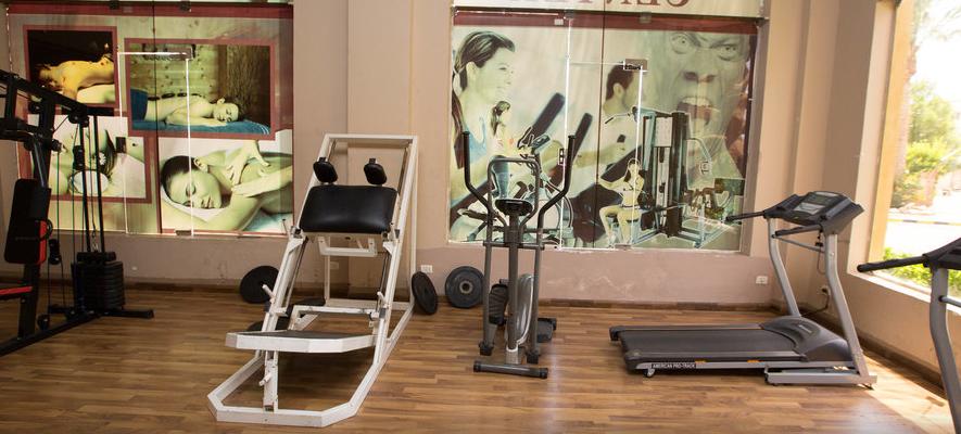 gym-sharm