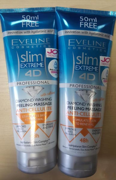 Evelin cosmetics Slim extreme 4D