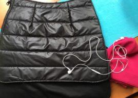 Lagami suknja za zimsko trčanje <3